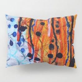 Koi Fire Pillow Sham