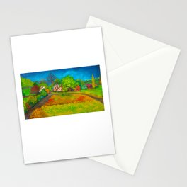 Starr From the Upstairs Window Stationery Cards
