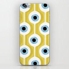 Eye Pod Yellow iPhone & iPod Skin