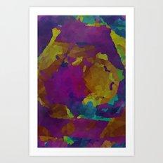 Shapes#5 Art Print