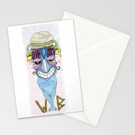 urban turban Stationery Cards