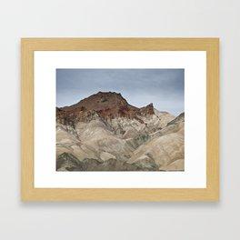 Death Valley, CA Framed Art Print