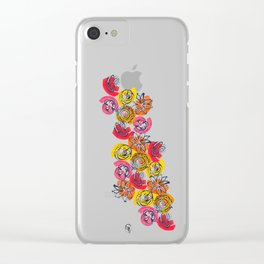 Friendship Clear iPhone Case