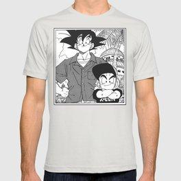 DBZ - Manga 8 T-shirt