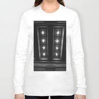 the lights Long Sleeve T-shirts featuring Lights by bobbierachelle