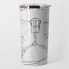 Great Scott, It's a Flux Capacitor - Back to The Future Travel Mug