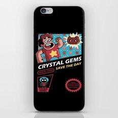 Crystal Gems iPhone & iPod Skin