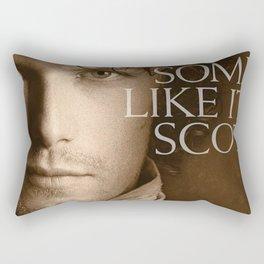 Jamie Fraser Outlander Rectangular Pillow