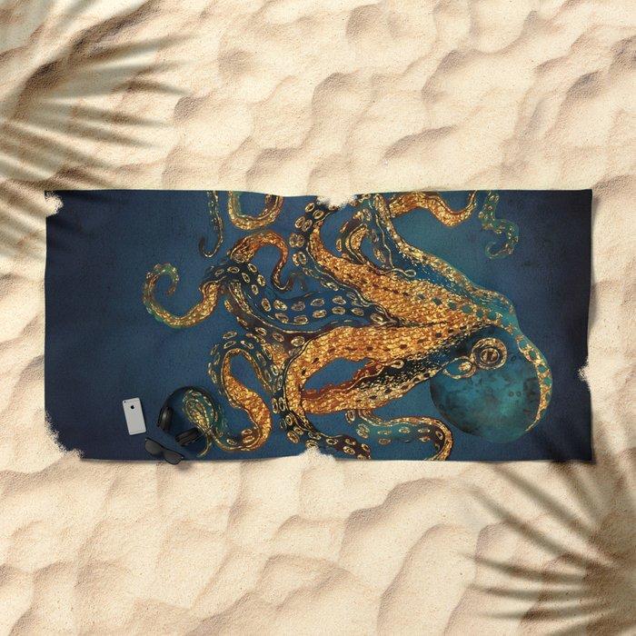 Underwater Dream IV Beach Towel