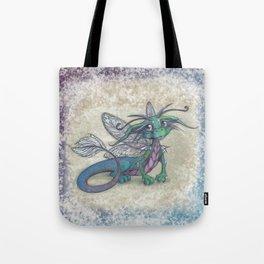 Dragonfly Dragon Tote Bag