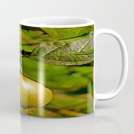 hanging apple Coffee Mug
