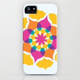 Majestic Swirl iPhone Case