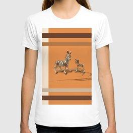 Butterscotch Stripes T-shirt