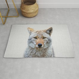 Coyote - Colorful Rug