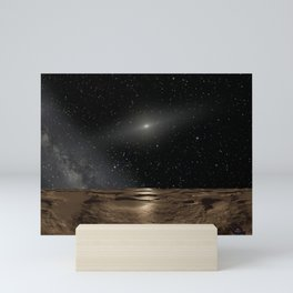 Hubble Space Telescope - Sedna mystery deepens as Hubble offers best look at farthest planetoid Mini Art Print