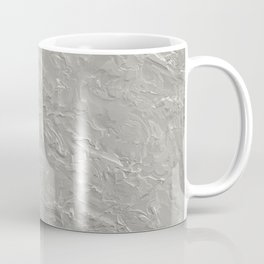 Cement grey wall Coffee Mug
