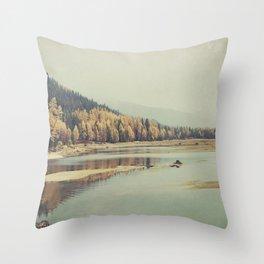 Autunno Throw Pillow