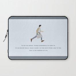 Walter Mitty, Ben Stiller, Major Tom, Print Laptop Sleeve