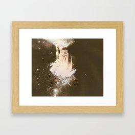 Milky Way Maid Framed Art Print