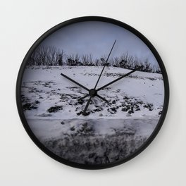 Mount Hotham Wall Clock