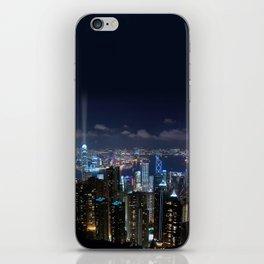 Hong Kong- Victoria Peak iPhone Skin
