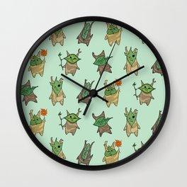 Koroks Wall Clock