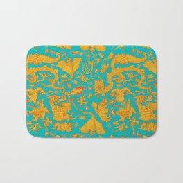 Dragon Paper Bath Mat