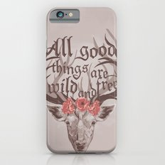 All Good Things iPhone 6s Slim Case