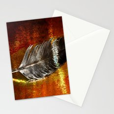 abstract feather# Stationery Cards
