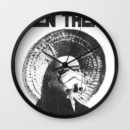 The Bucket Brigade: Search for Imperial Chin Wall Clock