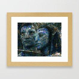 Avatar Mosaic Framed Art Print