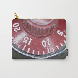 Padlock Numbers Carry-All Pouch