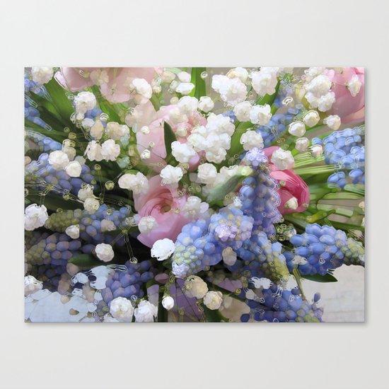 Spring Energy Canvas Print