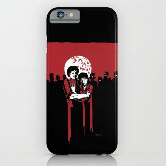"Thriller:  ""I think we took a wrong turn. . ."" iPhone & iPod Case"