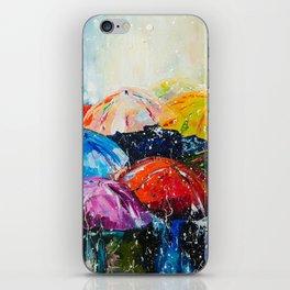 RAIN,RAIN,RAIN... iPhone Skin