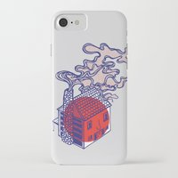cabin pressure iPhone & iPod Cases featuring Cabin by Devin Soisson