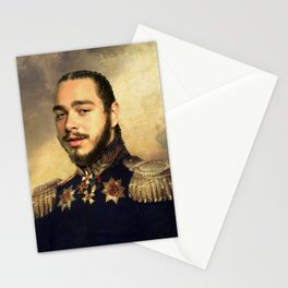 Post Classical painting Stationery Cards