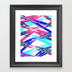 FOR THE LOVE OF PIXELS Framed Art Print