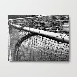 Puyallup Hatchery for Fish Metal Print