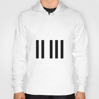 piano Hoodies featuring Piano by condimen