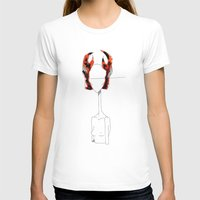 cancer T-shirts featuring Cancer by Amee Cherie Piek