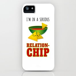 Funny Serious Relationchip Cinco de Mayo iPhone Case