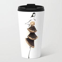 Edible Ensembles: Mushroom Travel Mug