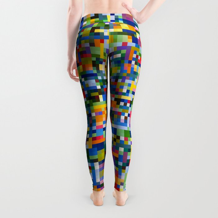 Dancing Star Detail Leggings
