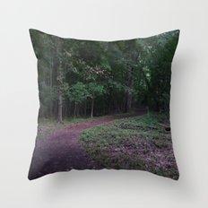 Go Deeper Throw Pillow