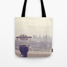 The View: Los Angeles Tote Bag