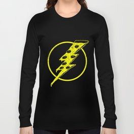 Quick Pizza Long Sleeve T-shirt