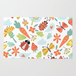 Kids Insects Rug
