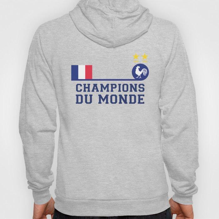 France Champions Du Monde Hoody