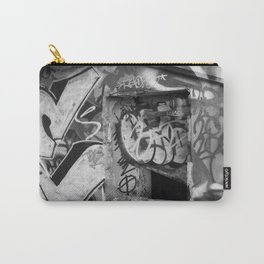 Urban graffiti Miami Abandoned Marina Stadium in Key Biscayne Carry-All Pouch
